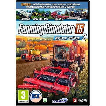 Farming Simulator 15 - Oficiální rozšíření 2 (8592720122497)