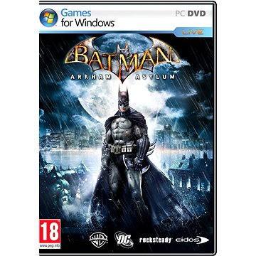 Batman: Arkham Asylum GOTY PKK (8595071031838)