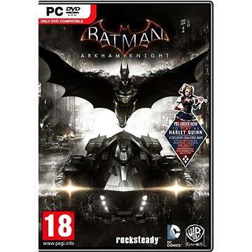 Batman: Arkham Knight (5908305208273) + ZDARMA Digitální předplatné LEVEL - Level269
