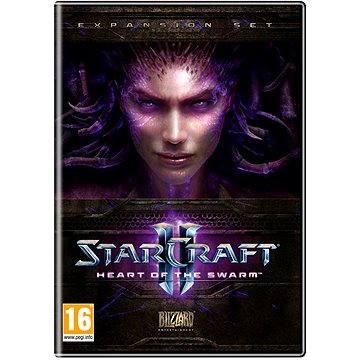 Starcraft II: Heart of the Swarm (72855CZ) + ZDARMA Digitální předplatné LEVEL - Level253