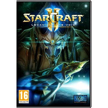 Starcraft II: Legacy of the Void (72968CZ)