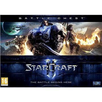 Starcraft II: Battlechest (C1522054) + ZDARMA Digitální předplatné LEVEL - Level269