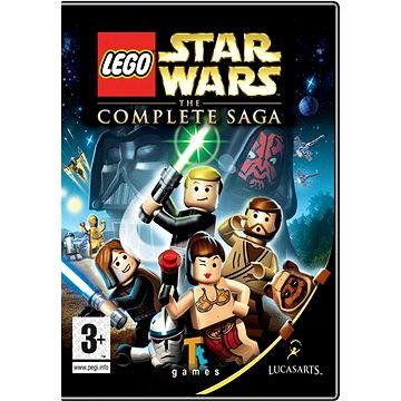 LEGO Star Wars: The Complete Saga (8592720121551)