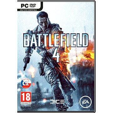 Battlefield 4 CZ (C0038010) + ZDARMA Digitální předplatné LEVEL - Level269