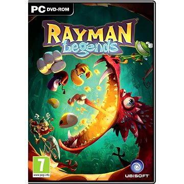 Rayman Legends (8595172604573) + ZDARMA Digitální předplatné LEVEL - Level269