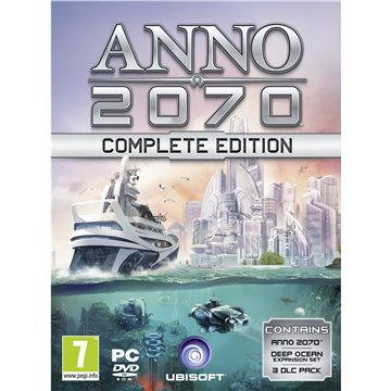 ANNO 2070 (Kompletní Edice) (8595172604351)