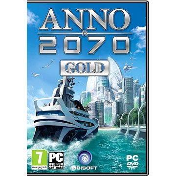 ANNO 2070 (Zlatá Edice) (8595172604849) + ZDARMA Digitální předplatné LEVEL - Level269