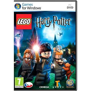 LEGO Harry Potter: Years 1-4 (5051892017305)