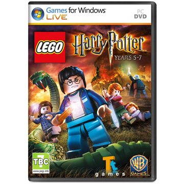 LEGO Harry Potter: Years 5-7 (8595071031487)