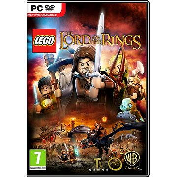 LEGO The Lord Of The Rings (5908305204534)