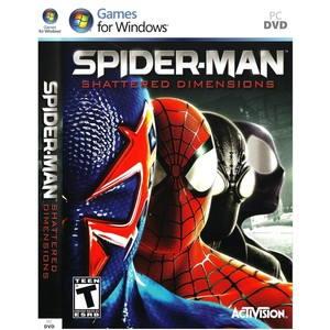 Spider-Man: Shattered Dimensions (83966UK)