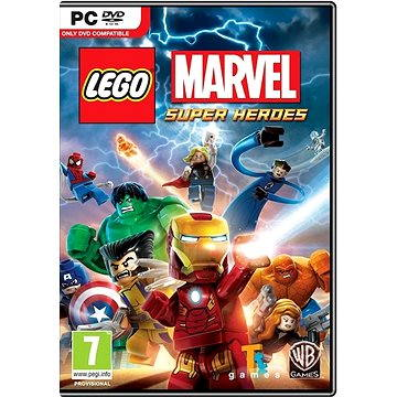 LEGO Marvel Super Heroes (5908305207078) + ZDARMA Digitální předplatné LEVEL - Level269