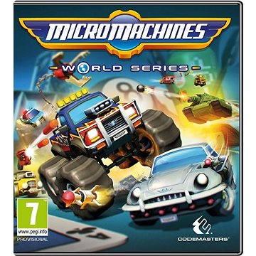 Micro Machines World Series (4020628818043)