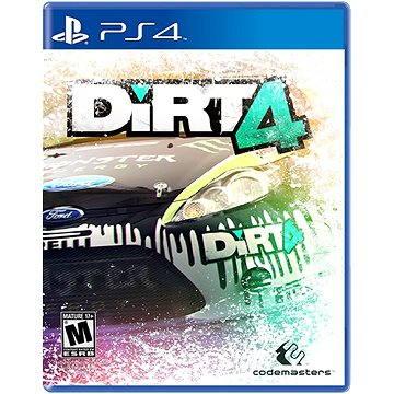 DiRT 4 - PS4 (4020628785574)