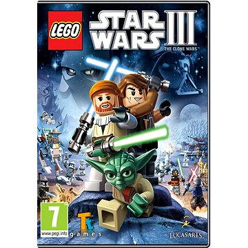 LEGO Star Wars III: The Clone Wars (8592720121568)