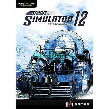 Trainz Simulator 12: Gold Edition CZ (8592720121414)