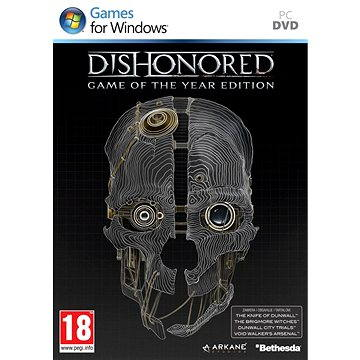 Dishonored CZ (Game Of The Year) (5908305207238)