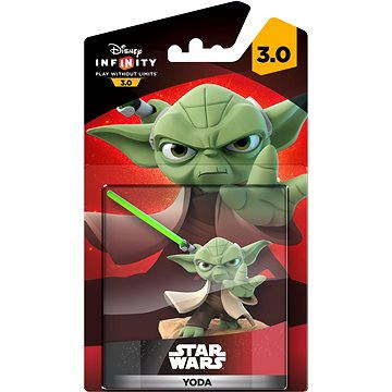 Figurky Disney Infinity 3.0: Star Wars: Figurka Yoda