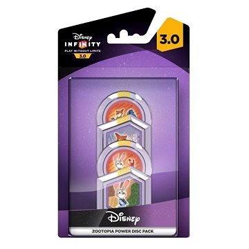 Figurky Disney Infinity 3.0: Zootropolis: Herní Mince (8717418457686)