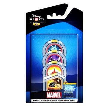 Disney Infinity 3.0: herní mince Marvel Battlegrounds