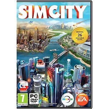 Simcity CZ (C0038163) + ZDARMA Digitální předplatné LEVEL - Level269