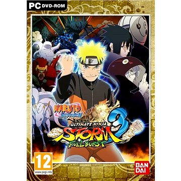 Naruto Shippuden: Ultimate Ninja Storm 3 PKK