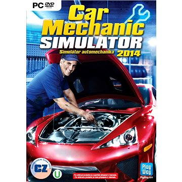 Car Mechanic Simulator 2014 Complete Edition (8592720121872)