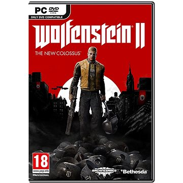 Wolfenstein II: The New Colossus (5055856416623)