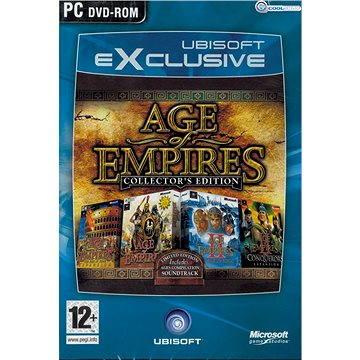 Age of Empires Collectors Edition (8712206083979)
