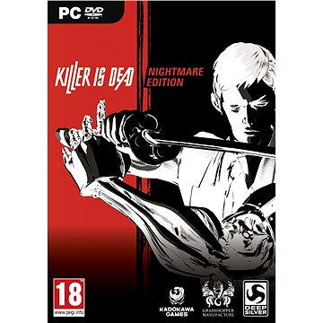 Killer is Dead - Nightmare Edition (5908305208143)