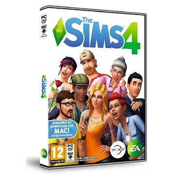 The Sims 4: Standard Edition (1012840)