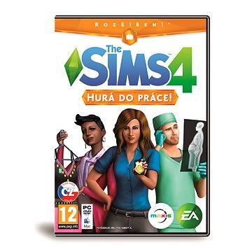 The Sims 4: Hurá do Práce (1013849)