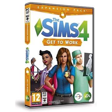 The Sims 4: Hurá do Práce (1013861)