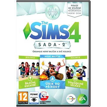 The Sims 4 Bundle Pack 2 (C0038579)