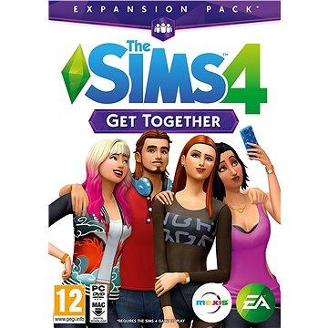 The Sims 4: Společná zábava (1019045)