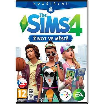 The Sims 4: Život ve městě (5030940112858)