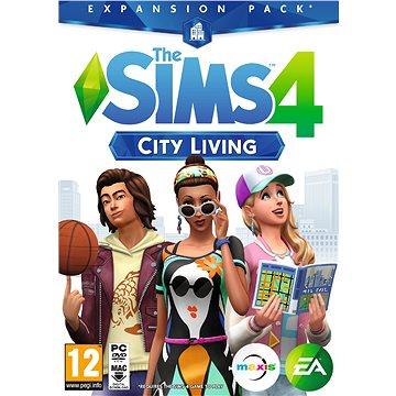 The Sims 4: Život ve městě (1024278)