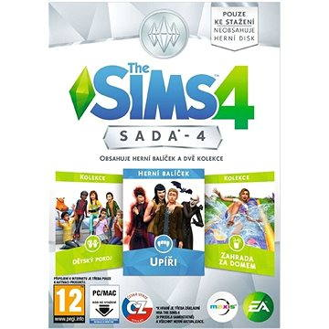 The Sims 4 Bundle Pack 4 (1038511)