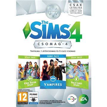 The Sims 4 Bundle Pack 4 (1038519)