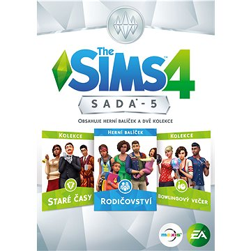 The Sims 4 Bundle Pack 5 (1038528)