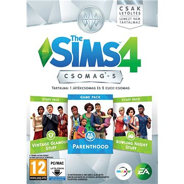 The Sims 4 Bundle Pack 5 (1038536)