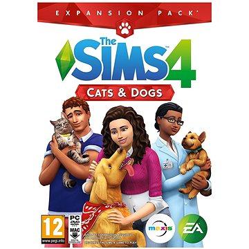The Sims 4: Psi a Kočky (1027101)