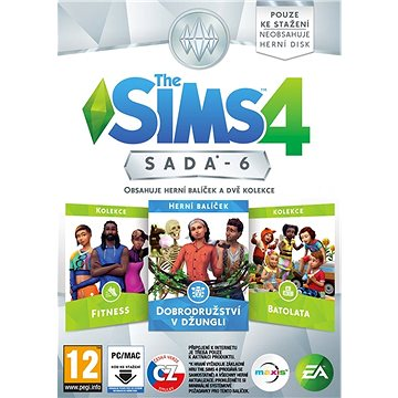 The Sims 4 Bundle Pack 6 (1049416)