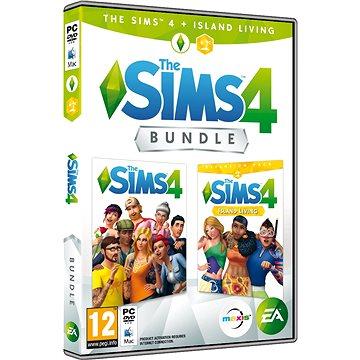 The Sims 4: Život na ostrově (Plná hra + rozšíření) (1079093)