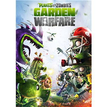 Plants vs Zombies Garden Warfare (C0038342)