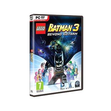 LEGO Batman 3: Beyond Gotham (5908305209485) + ZDARMA Digitální předplatné LEVEL - Level253