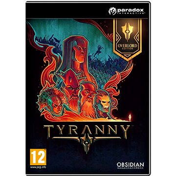 Tyranny Special D1 Edition
