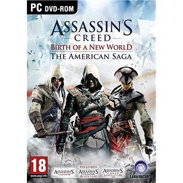 Assassins Creed American Saga  (8595172604856)