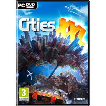 Cities XXL (3512899113862) + ZDARMA Digitální předplatné LEVEL - Level269