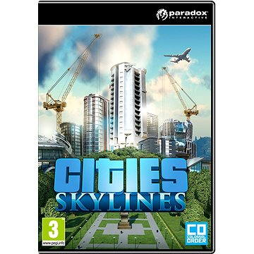 Cities: Skylines Deluxe Edition (5908305210757)